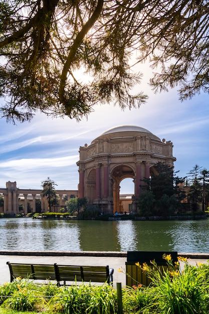 Palais Des Beaux-arts De San Francisco Photo Premium