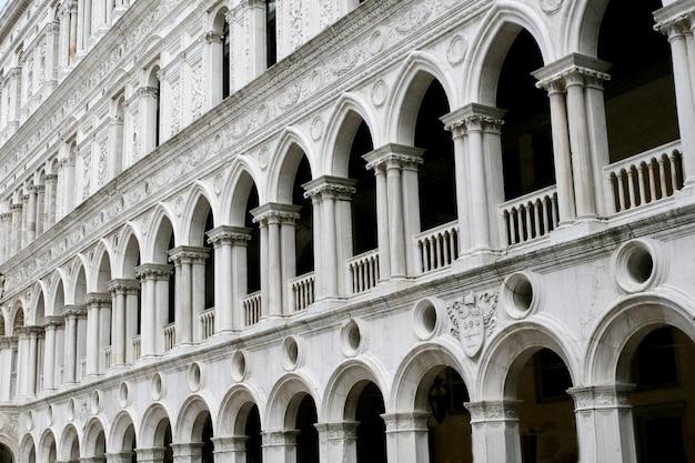 Palais Des Doges à Venise Photo Premium