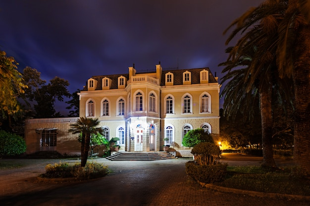 Palais du roi nikola Photo Premium