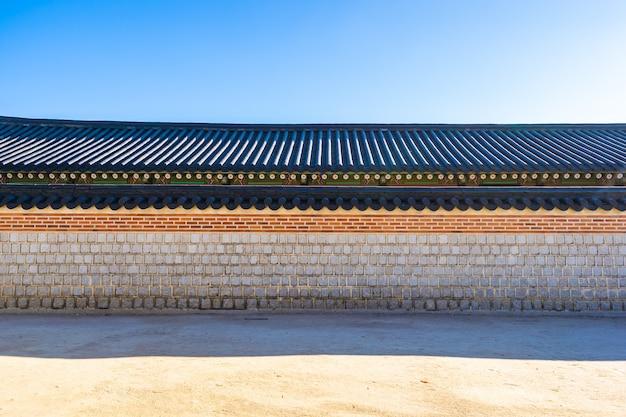 Palais gyeongbokgung Photo gratuit