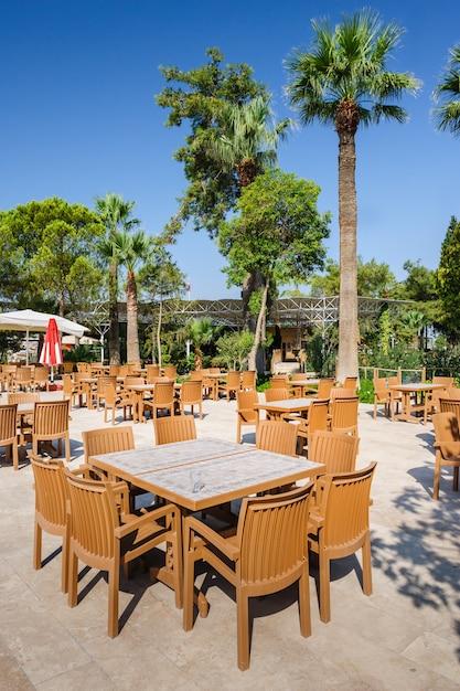 Pamukkale resort, turquie Photo Premium