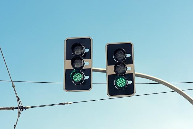 Panneaux de signalisation à sao paulo Photo Premium