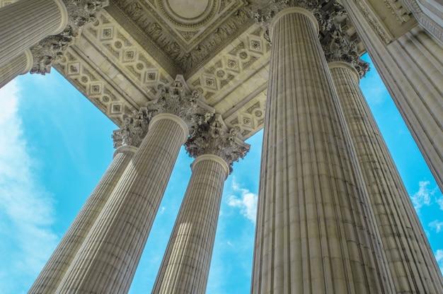 Panthéon de paris Photo Premium