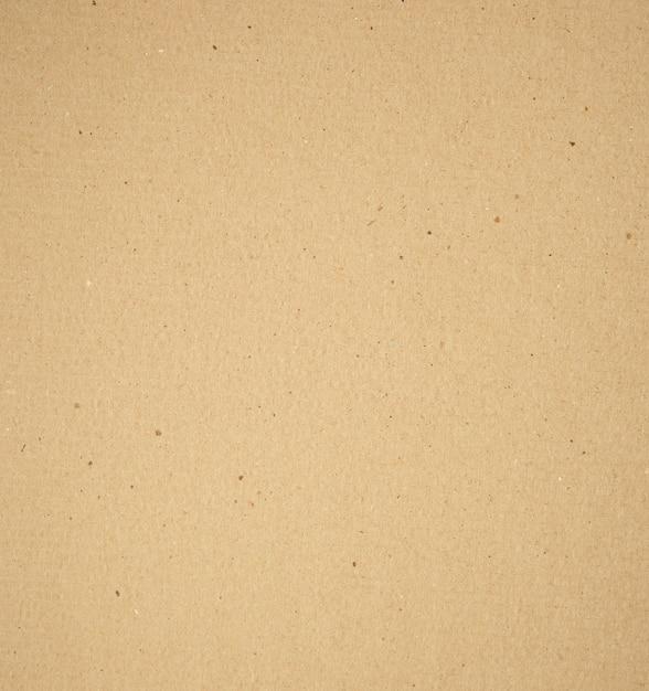 Papier brun de la boîte, plein cadre Photo Premium