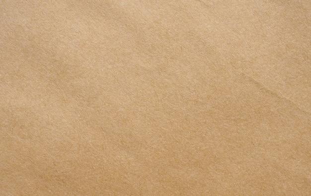 Papier Brun Recyclé Feuille Kraft Texture Fond De Carton Photo Premium
