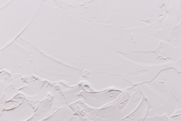 Papier peint texturé abstrait en béton blanc Photo gratuit