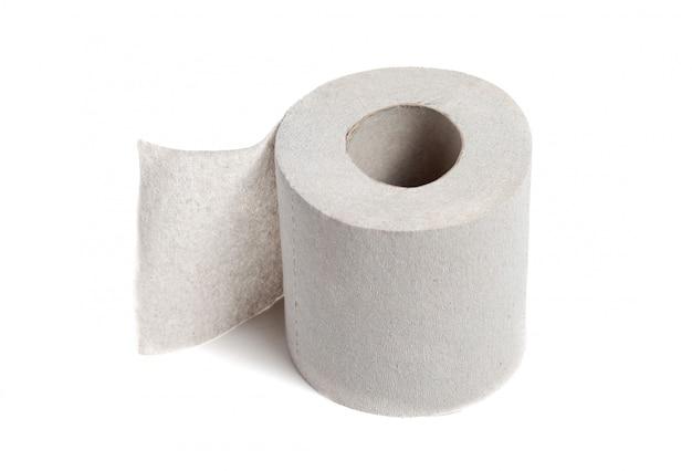Papier toilette simple Photo Premium