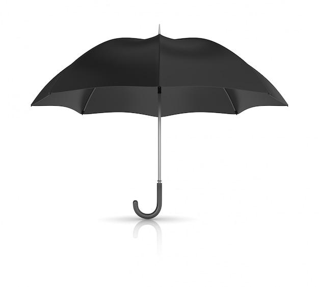 Parapluie Ouvert Photo Premium