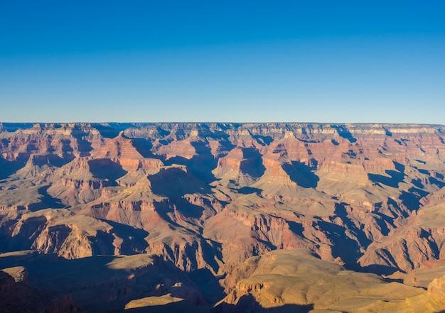 Parc national du grand canyon. (filtré image traitée millésime Photo gratuit