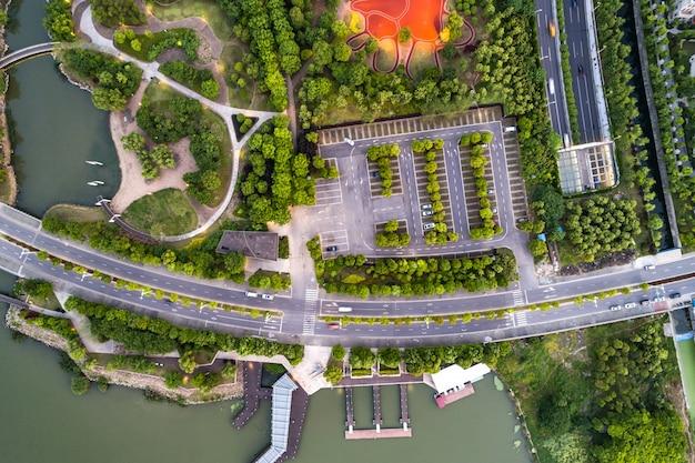 Parc De Photographie Aérienne Photo gratuit