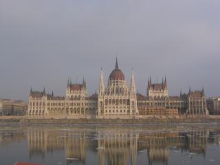 Parlement hongrois Photo gratuit