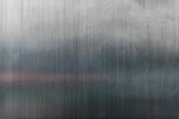 Paroi métallique en acier texturé métallique lisse Photo gratuit