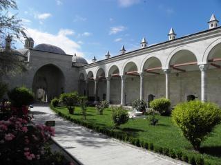 Partie Du Complexe Du Sultan Bayezid 2 Photo gratuit