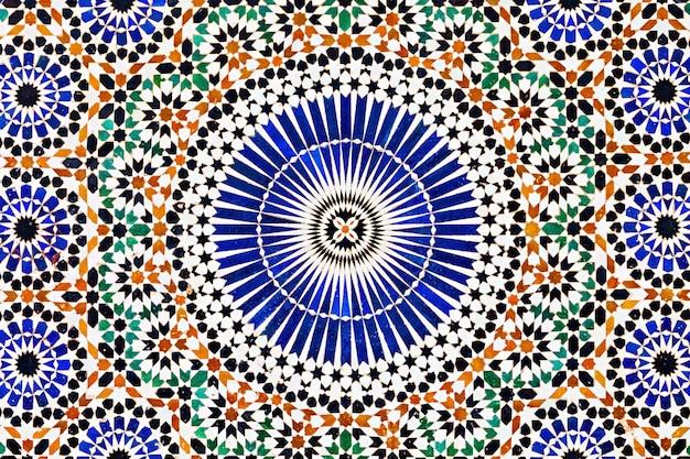 Patern au maroc Photo Premium