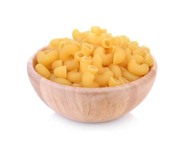 Pâtes Macaronis Italiennes Photo Premium