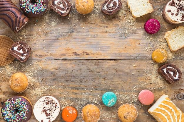 Des Pâtisseries Photo gratuit