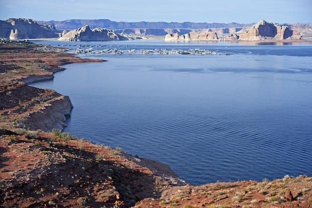 Paysage Du Lac Powell Photo gratuit