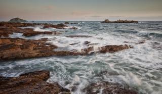 Paysage littoral marées Photo gratuit