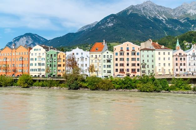 Paysage Urbain D'innsbruck, Autriche. Photo Premium