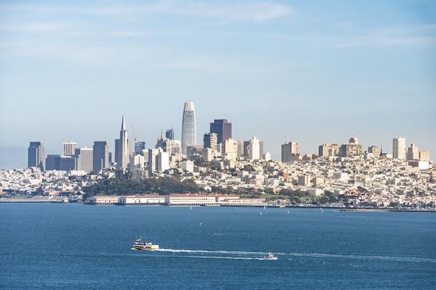 Paysage Urbain De San Francisco Photo Premium