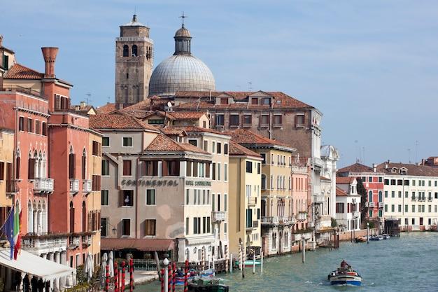 Paysage De Venise Photo Premium