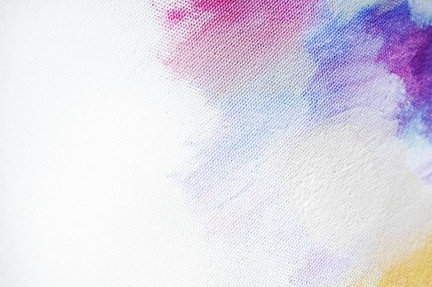 Peindre Sur Une Toile Photo gratuit