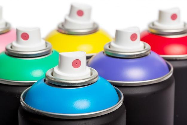 Peinture En Aérosol Photo Premium