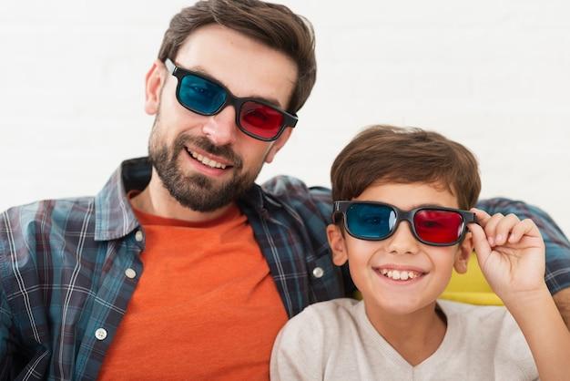 Père et bientôt photographe Photo gratuit
