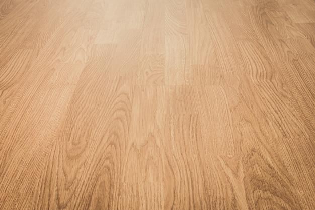 Perspective de bois Photo Premium