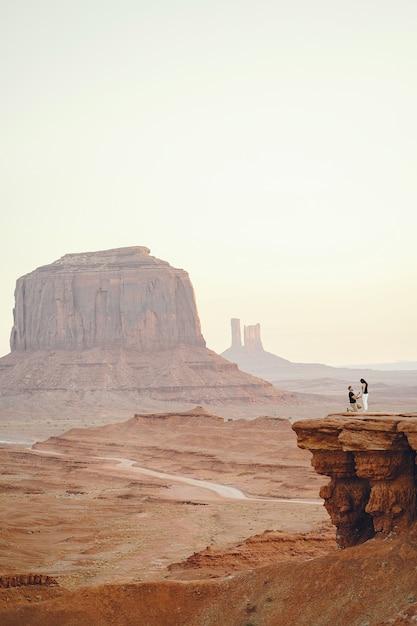 Petit ami propose de femme en arizona Photo gratuit