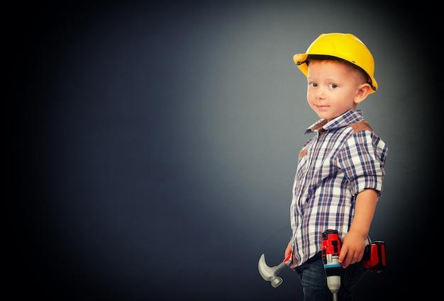 Petit constructeur Photo Premium