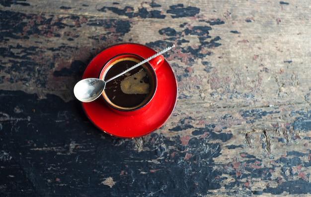 Petit déjeuner traditionnel dans un style rustique Photo Premium