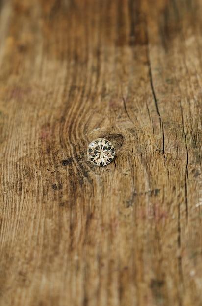 Petit Morceau De Diamant Photo gratuit
