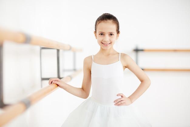 Petite danseuse Photo gratuit