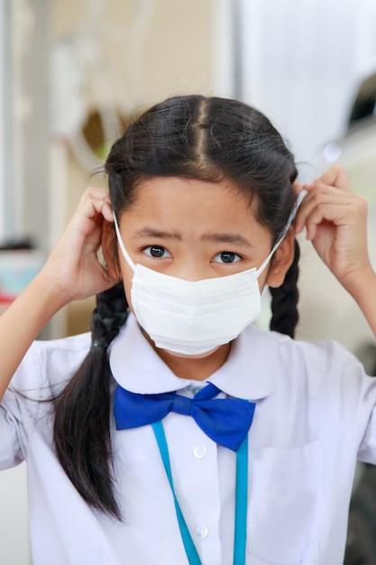 masque protection contre la grippe