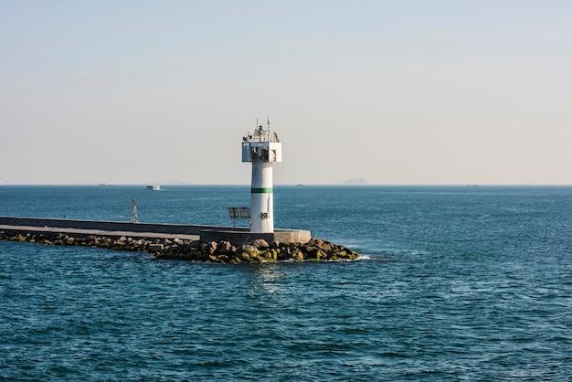 Un phare à istanbul en turquie Photo gratuit