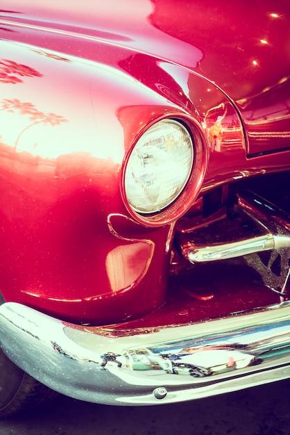 Phare de voiture Photo gratuit