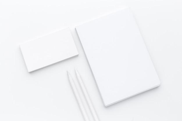 Photo. modèle d'identité d'image de marque. Photo Premium
