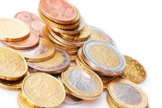 Pièces De Monnaie Richesses Photo gratuit