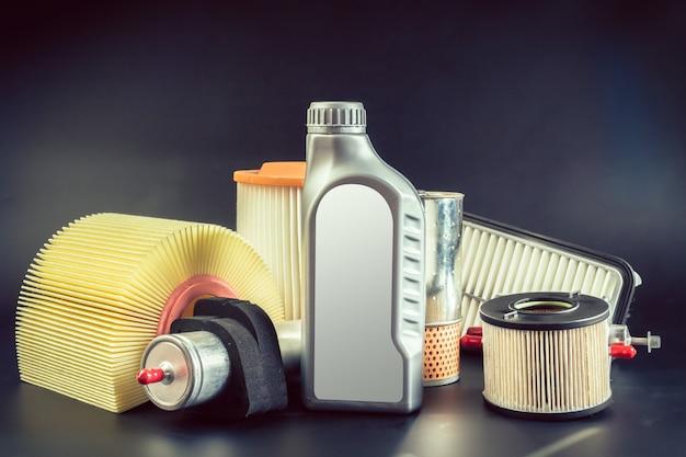 Pièces de voiture Photo Premium