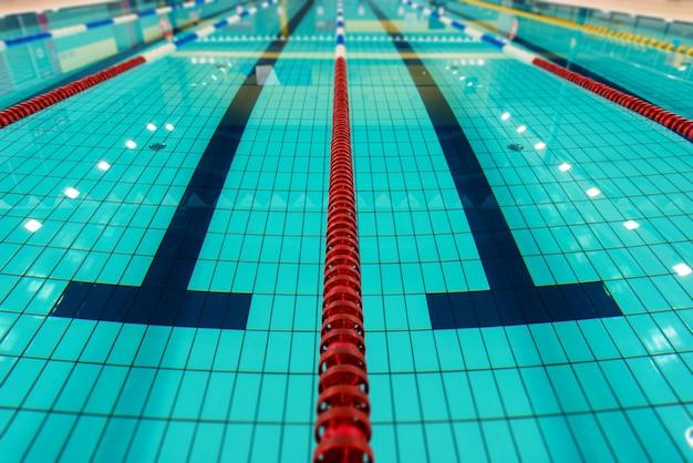 Pistes de natation Photo gratuit