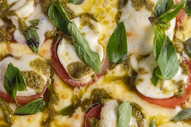 Pizza Sur La Table En Bois Marron Photo gratuit