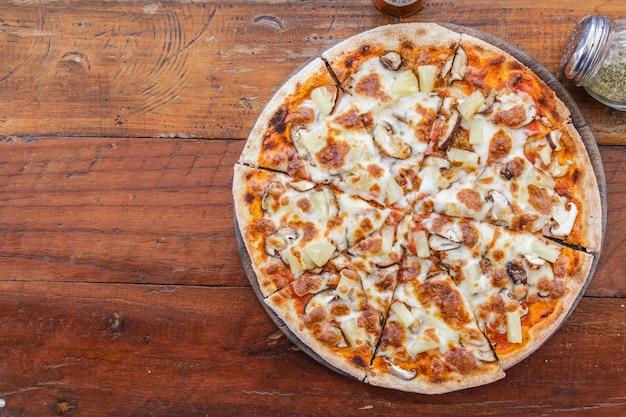 Pizza végétarienne Photo gratuit
