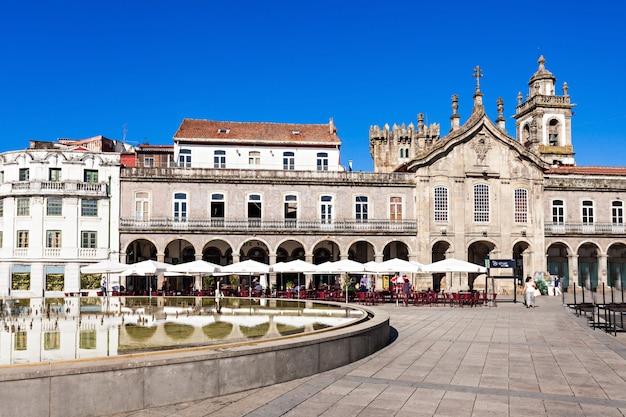Place de la république Photo Premium