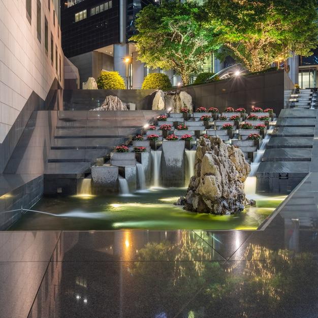 Place de la ville à shenzhen Photo gratuit