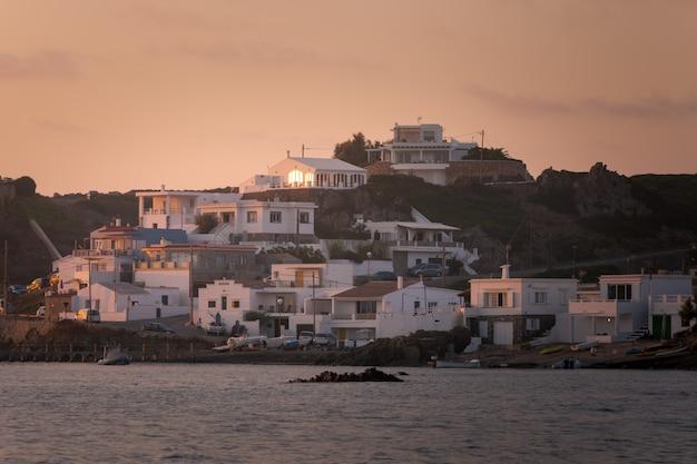 Plage Sa Mesquida, Sur L'île De Minorque. Photo Premium