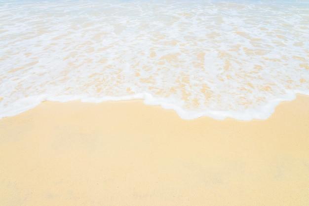 Plage Tropicale Et Mer Photo gratuit