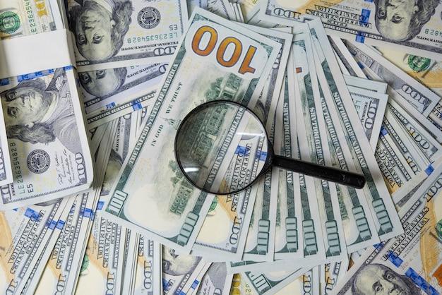 Plan d'entreprise sur les diagrammes de résultat financier, de dollar et d'entreprise sur les rapports financiers avec Photo Premium