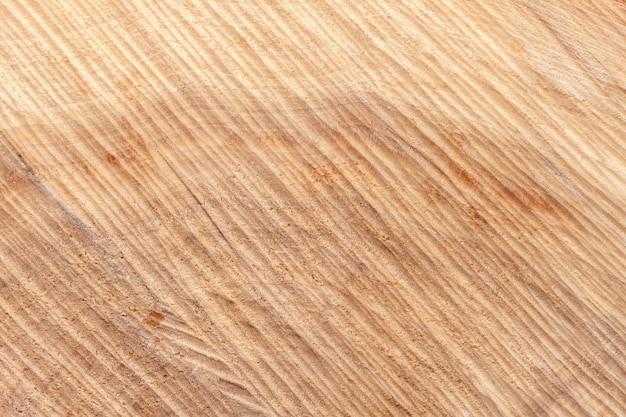 Planche de bois avec snub Photo Premium