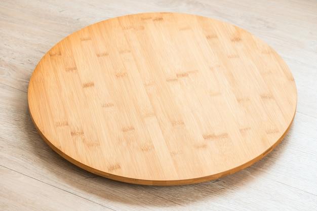 Planche à découper en bois Photo gratuit